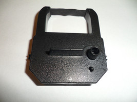 Seikosha QS100 ST5 ST10 TP10 TP10II Time Clock Ribbon Purple 2 Pack