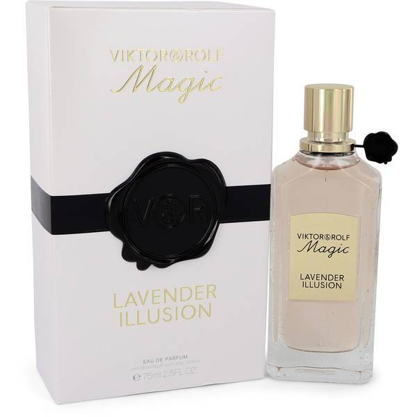 Viktor & Rolf Magic Lavender Illusion Perfume 2.5 Oz Eau De Parfum Spray