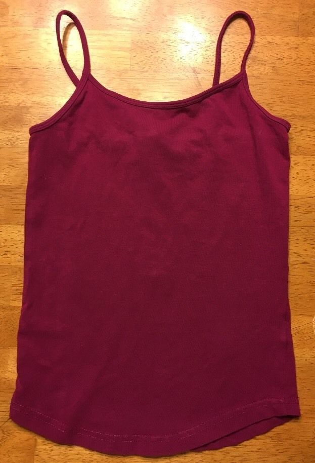 Primary image for Forever 21 Girl's Purple Tank Top Shirt - Size Small 7 / 8