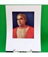 "Fine Art Prints - ""Cardinal Mezzarota"" By Andrea Mantegna - 9 X 12 - $3.95"