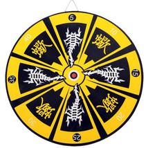 Oriental Stinger Bullseye Throwing Knife Target Dart Board - $21.99