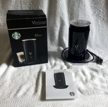 Starbucks Coffee Verismo System Milk Frother Froths Milk in 130 Seconds - $46.01 CAD
