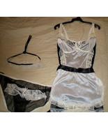 Maids Outfit Plus Size (3X) Lingerie - $32.50