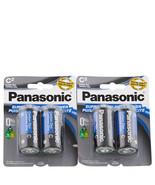 Panasonic Batteries C 2-Pack Super Heavy Duty Batteries 2 ct   - $7.03