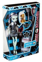 MONSTER HIGH Doll Frankie Stein WAVE original 2012 by Mattel New  - $39.95