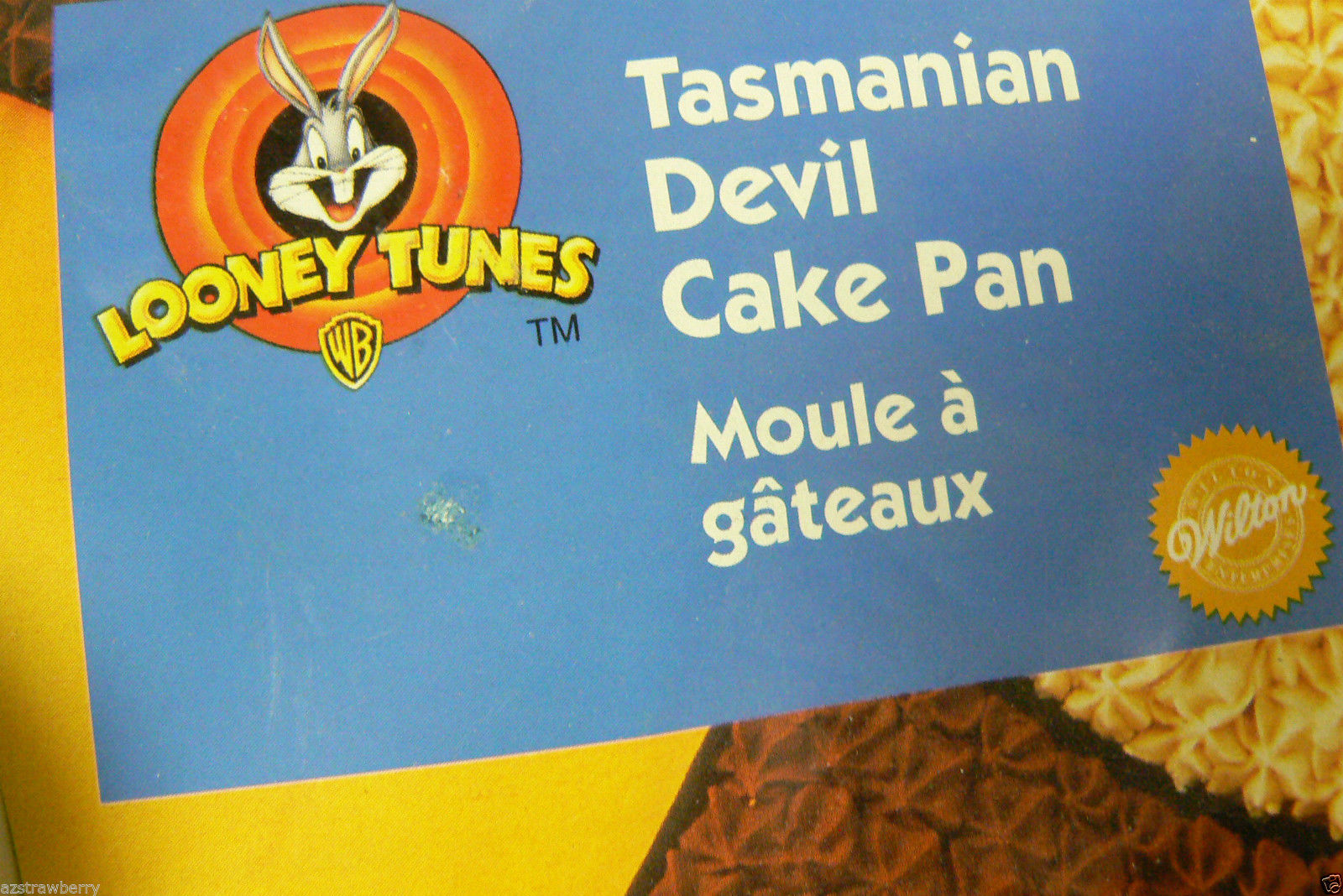 How To Make A Tasmanian Devil Cake