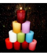 Handmade CANDLE MAGICK Powerful Multi Spell Cast REKINDLE UR LOVE Passio... - $24.50