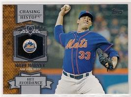 2013 Topps Chasing History Matt Harvey CH-142 - $1.29