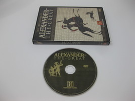 The True Story of Alexander the Great History Channel DVD - $29.99
