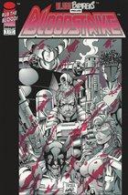 Bloodstrike Issue #1 Rob Liefeld Dan Fraga Variant Cover Image VF-NM - 1993 - $6.50