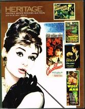 Heritage VINTAGE MOVIE POSTERS AUCTION CATALOG July 19-20, 2014  New & U... - $25.00