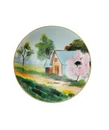 Vintage Hand Painted Dish - Omaha, Nebraska - $14.03