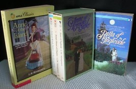Lot of 5 L. M. MONTGOMERY Anne of Green Gables Series Books Paperback - $12.60