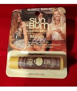 Sun Bum SPF 30 Sunscreen Lip Balm, Mango - $3.16