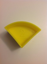 Vintage Tupperware Toys Shape-O-Ball Replacement #2 - $4.99