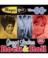 WJMK 104.3: Great Ladies of Rock & Roll: The 60s  - $4.98