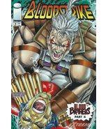 Bloodstrike Issue #3 Rob Liefeld Dan Fraga Image Comics VF-NM - 1993 - $3.50