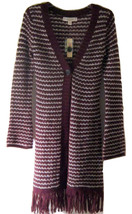 DECREE SUPER CUTE LONG SWEATER JUNIORS MEDIUM NEW WITH TAG - $34.99
