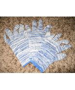 Blue streak roping gloves 12 pack size medium rodeo team roping New! SSG - $16.00