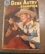 November 1955 Issue Of Gene Autry And Champion Comic Book - $8.88