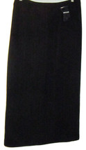 VENEZIA LANE BRYANT BLACK PROFESSIONAL SKIRT SHIMMER PIN STRIPED SIZE 18... - $39.99