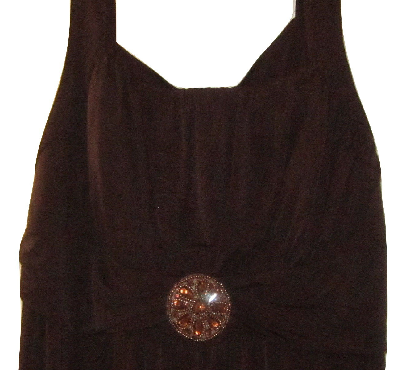 5782e14673a Enfocus Women Dillard s Brown Formal Long and 50 similar items