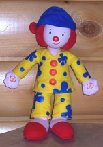 "JoJo's Circus Plush 14"" Talking Bedtime JoJo Clown Makes Bedtime Better - $11.99"