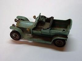 "Rolls Royce Silver ghost 1907 toy. Size 3"" x !/2"" - $5.00"