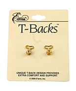 """""""T-BACKS"""" The Stabilizer Replacement Earring Backs for Big  Earrings, G... - $4.99"""