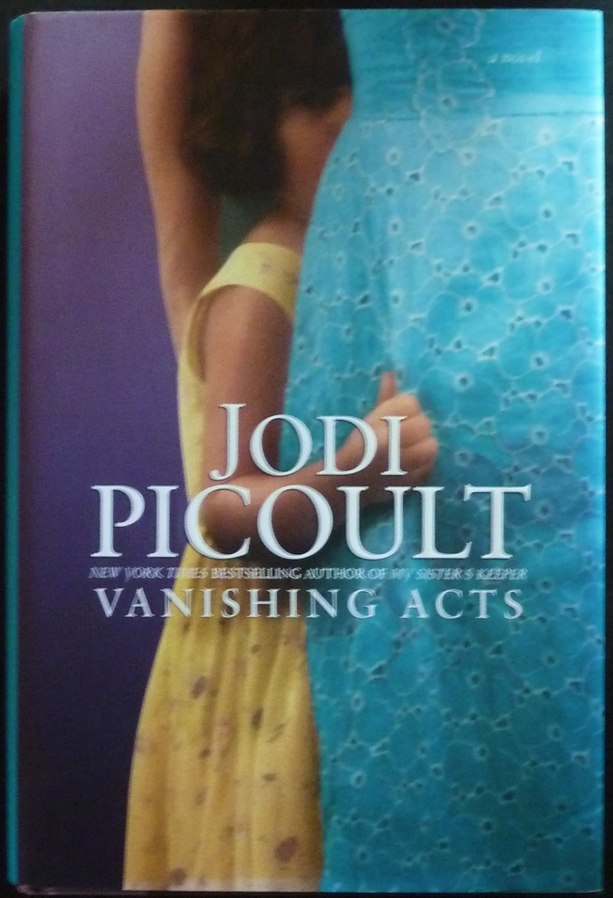 vanishing acts by jodi picoult essay With vanishing acts, jodi picoult explores how life  jodi i just finished  i used them for my book essay at school posted on sep 19th, 2008 11:43 pm (utc).