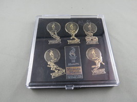 1996 Summer Olympic Games - Minute Maid Pin Set - 60th Anniversary Set !!  - $35.00