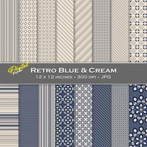 Retro blue cream prev thumb200