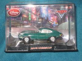 Disney Store Pixar Cars DAVID HOBBSCAP. Hard to find item. - $12.86