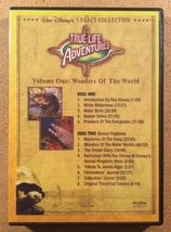 Walt Disney's True-Life Adventures Volume 1: Wonders of the World  2-DVD... - $20.00