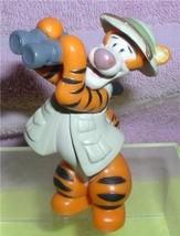 Disney Tigger Safari from Winnie the Pooh  pvc figurine cake topper - $17.40