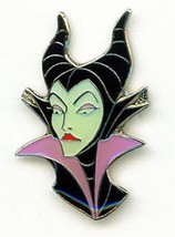 Disney Maleficent Villain Mini JDS Japan Pin/Pins - $38.69