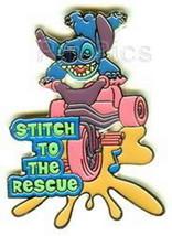 Disney Lilo & Stitch - Stitch To The Rescue Rare Pin/Pins - $19.34