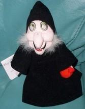 Disney Villain Snow White Hag Witch mini  Bean Bag - $19.34