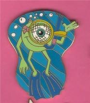 Disney Monster's Inc -  Snorkeling Mike   pin/pins - $24.18