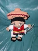 Disney Store Small World Mexico Park Exclusive Bean Bag - $19.34