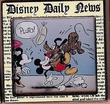 Disney Daily News Comic Strip Series #3   Pin/Pins - $29.02