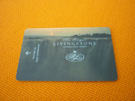 Zambia Victoria Falls The Royal Livingstone Hotel room key card hotelkarte - $80.00