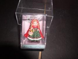 Madame Alexander Little Red Riding Hood miniature Hallmark Keepsake collection - $19.34