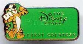 Disney Guest Courtesy Tigger Cast Pin/Pins - $48.37