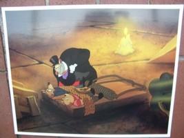 Disney Great Mouse Detective Ratigan Basil Dawson  Lobby Card - $24.18