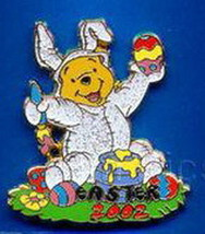 Winnie the Poon 12 Months of Magic - Easter 2002 Authentic Disney Pin - $19.34