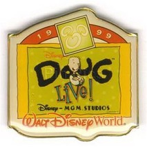 Disney Doug Live WDW - Something New in Every Corner Press Event MGM pin - $33.87