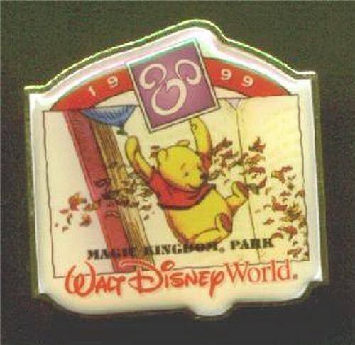 Primary image for Disney Winnie the Pooh WDW - Something New in Every Corner Press Event  pin/pins