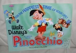 Disney Pinocchio entire Cast  Lobby Card - $48.37