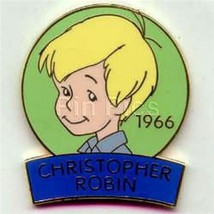 Christopher Robin Winnie Pooh  Authentic Disney Pin - $19.34